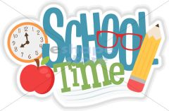 school time title2