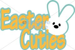 Easter Cuties Title