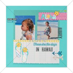 Hawaiian Vacation SB Page
