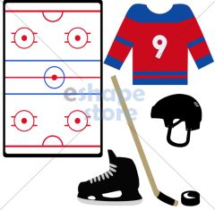 Hockey Set
