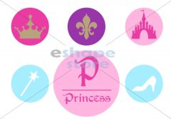 Princess Emblem Collection