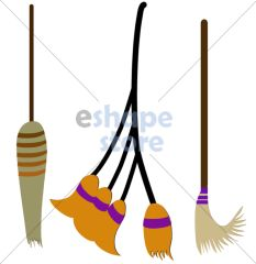 Witch Brooms 2