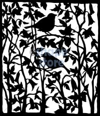 Birds in Branches