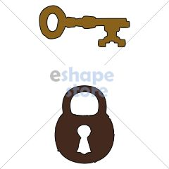 Lock Key Set